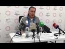 Пресс конференция вице президента ОКР Станислава Позднякова на Олимпиаде в Пхенчхане 18 02 2018