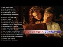 Best Old Romantic Songs Ever ♥♥♥♥ Love Songs 70's 80's 90's Playlist English