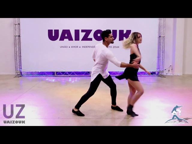 Baila Mundo Diego Silva e Malu Maia UaiZouk 2017