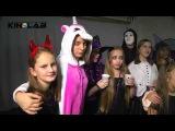 Хэллоуин в школе кино и телевидения
