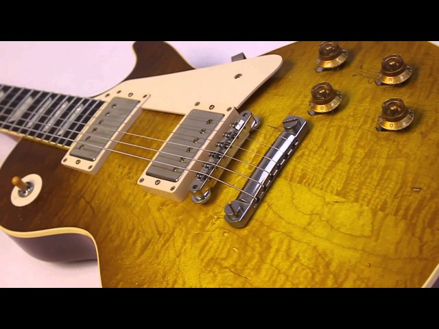 Gibson Collectors Choice 8 'The Beast' Serial no. 156 | PMTVUK