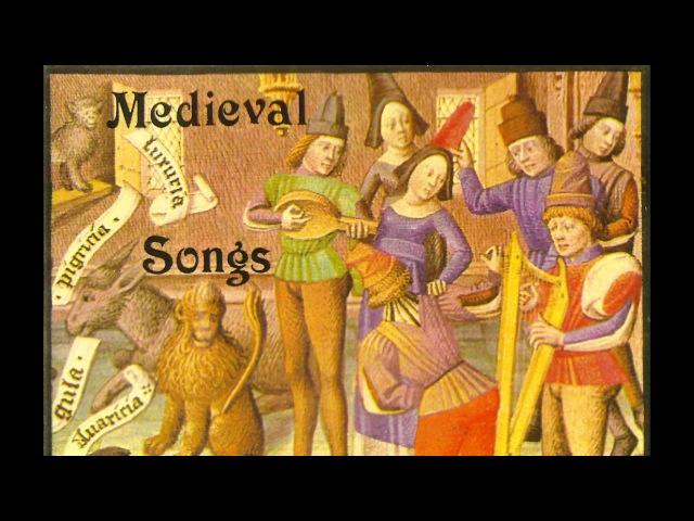 Medieval Music Mixtape Compilation vol. 01 (HD)