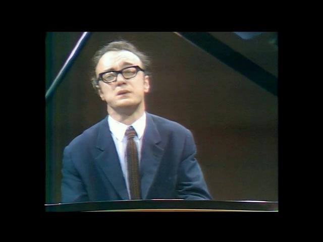 Alfred Brendel plays Beethoven: Sonata Hammerklavier Bagatelles Op.126 (1970)