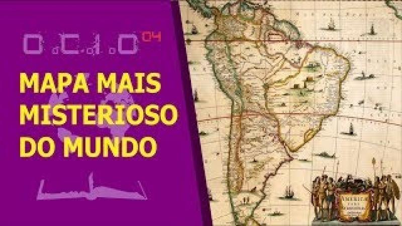 MISTÉRIOS DO MAPA DE PIRI REIS