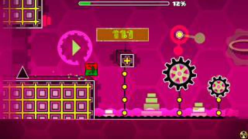 Geometry Dash - Unlimited Processing verified [Very easy demon]