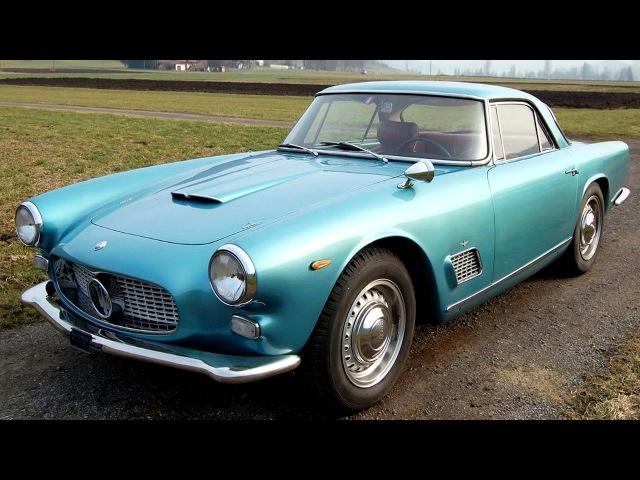 Maserati 3500 GT Coupe AM101 '1958–64