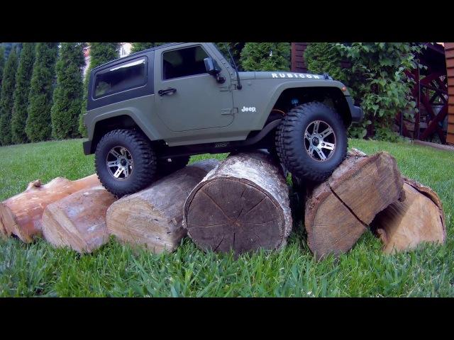 MST CFX Jeep Rubicon