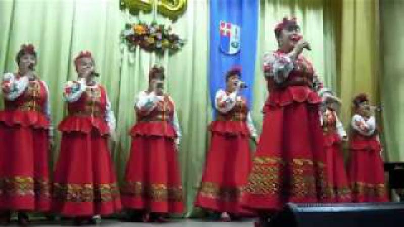 Лісапетний батальйон - виступ у Шацьку.