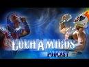 LuchAmigos podcast Прогнозы на NSW Битва на Неве