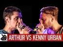 ARTHUR vs KENNY URBAN WBC 7ToSmoke Battle Battle 11