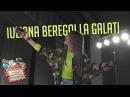 Iuliana Beregoi e pur si simplu sufocata de fani la Galati