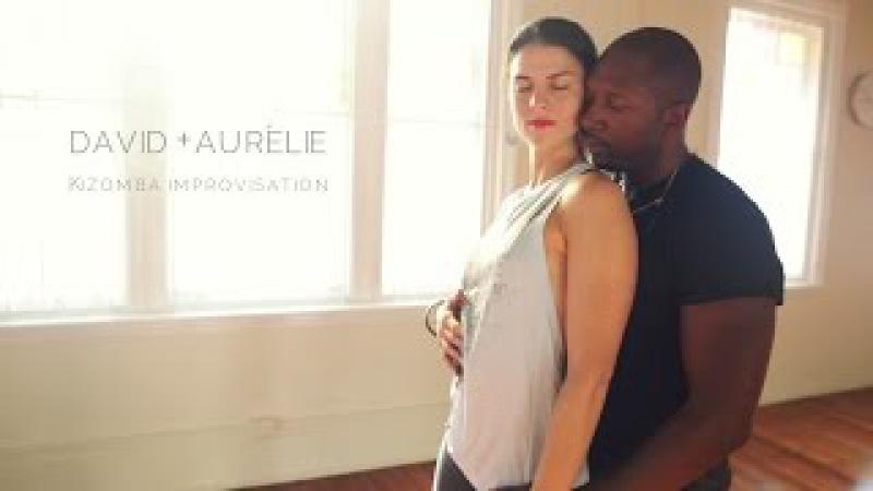 David Aurélie | Daddy Killa - Leva-Me | Kizomba | Film by Kell Stoner