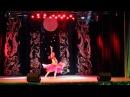Дарья Дубовая -Индийский танец , Народный ансамбль индийского танца Ситара г.Х ...