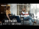 Don't Worry He Won't Get Far On Foot Teaser Trailer HD Amazon Studios