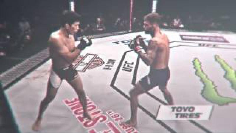 Cody Garbrandt vs Takeya Mizugaki |K1ND| MMA Vines