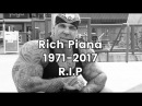 Rich Piana - Rest In Peace 1971-2017 | BODYBUILDING