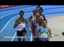 Ethiopians Hagos GEBRHIWET Yomif Kejelcha Finish 1-2 In 3000m | IAAF Indoor Meeting - Karlsruhe 2018