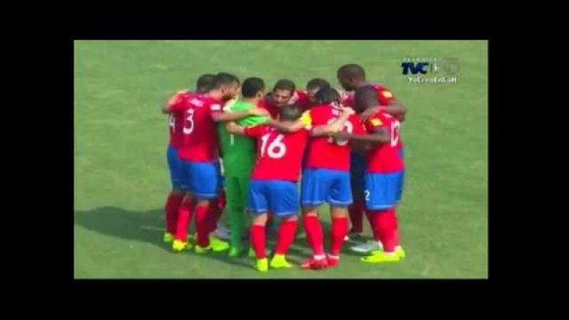 Eliminatoria CONCACAF: Honduras 1-1 Costa Rica **Partido Completo