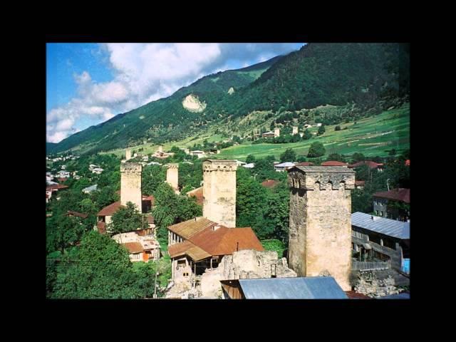 Svans-Upper Georgians