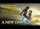 Что происходит в новом каноне Звездных Войн часть 6