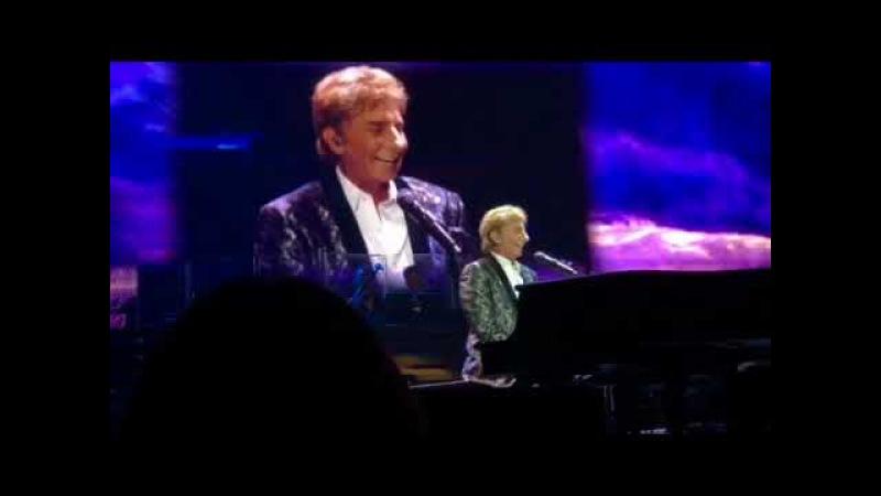 Barry Manilow Sings WEEKEND IN NEW ENGLAND. Jacksonville, FLORIDA. 2-18-2018