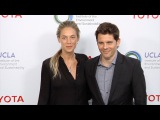 James Marsden and Edei 2017 UCLA IoES Gala Green Carpet