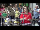 S. White. 羅小白 I'm sorry. Барабанщица-виртуоз из Тайваняazing Girl Drummer นางฟ้าตีกลอง
