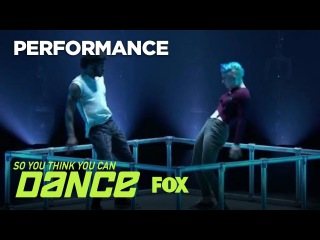 Kaylee & Cyrus' Hip-Hop Performance | Season 14 Ep. 13 | SO YOU THINK YOU CAN DANCE