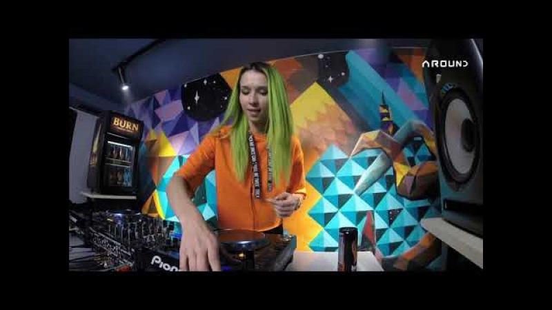 Miss Monique - Live @ Radio Intense 18.10.2017 Progressive House