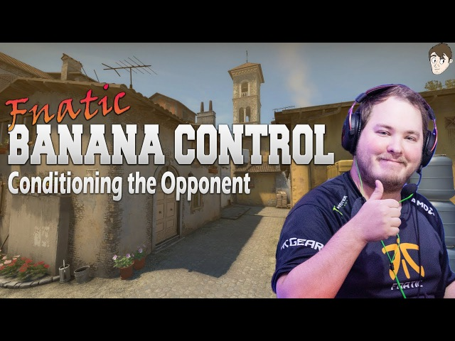 How Fnatic Consistently took Banana Control away from SK Gaming