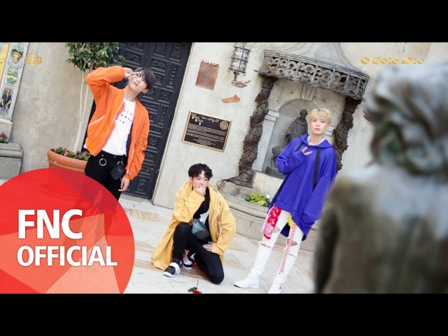 [SF MuVi] 오솔레미오(O Sole Mio) MUSIC VIDEO Making Film : Unit 3