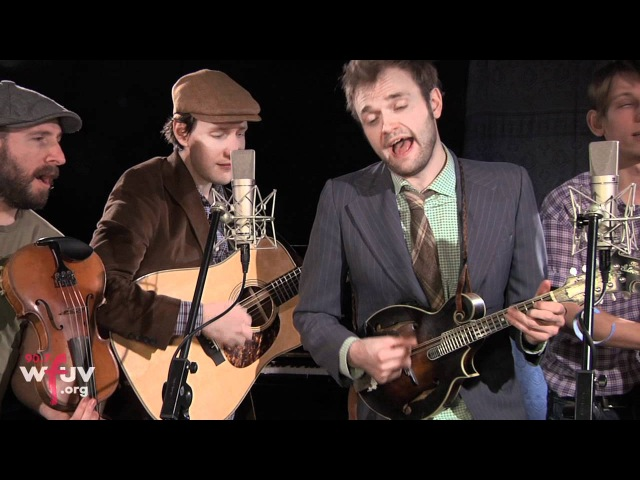 Punch Brothers - New York City (Live at WFUV)
