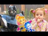 Фиксики Большой Секрет Новая Серия Мультфильма Fixiki new funny cartoon for children