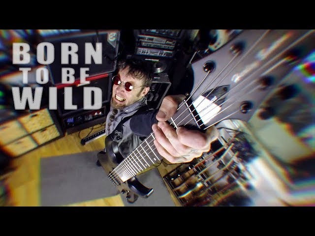 Born to Be Wild metal cover by Leo Moracchioli