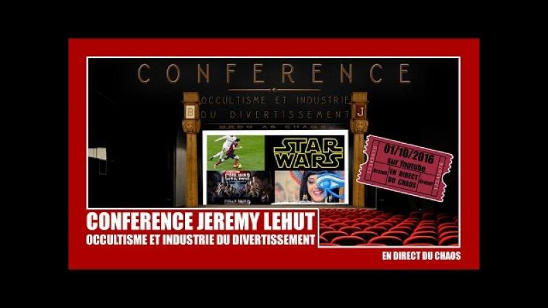 Conférence occultisme et industrie du divertissement 1/2 : Les comic books