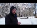 Драбів в сніговому полоні