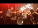 Wyman's 80th Birthday Gala Bill Wyman Robert Plant Mark Knopfler Mick Hucknall 2016