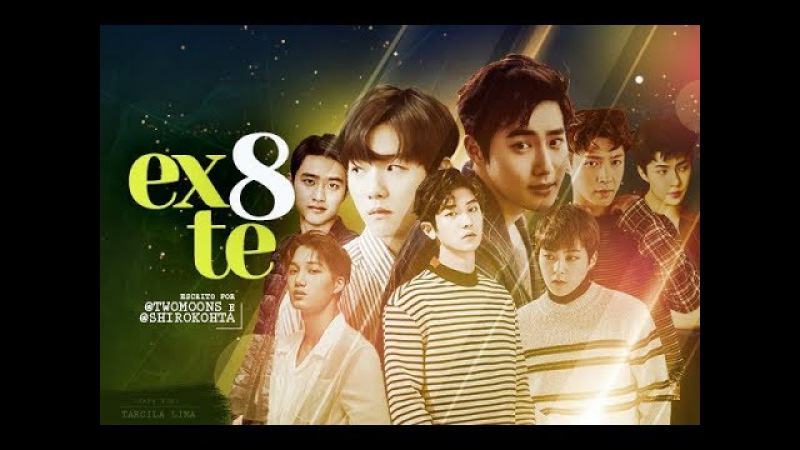 EX8TE — EXO fanfic trailer (SENSE8!au)