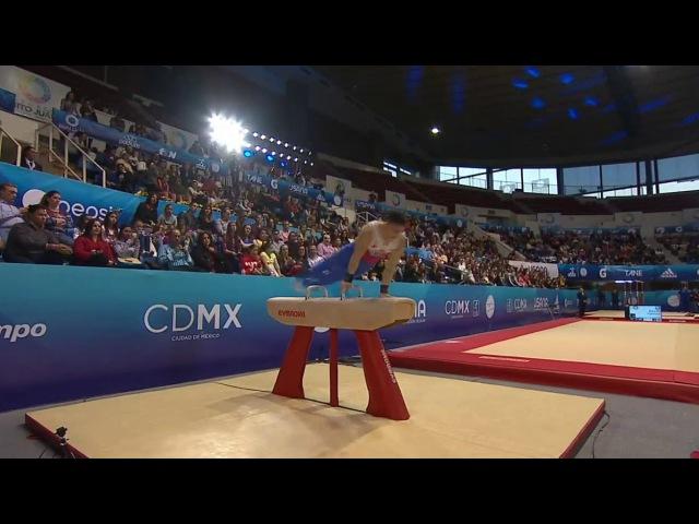 Никита Нагорный (RUS) PH AA @ Abierto de Gimnasia Mexico 2017