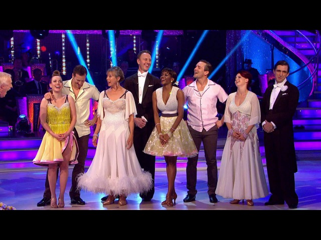 Call The Midwife Does Strictly