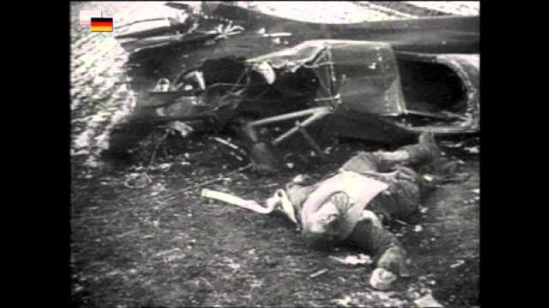1944 01 20 Film DWS 698 Abwehr eines US Bomberangriffes am 11 01 1944