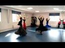 Class Anna Fedorova Введение во фламенко Севильяна вместе