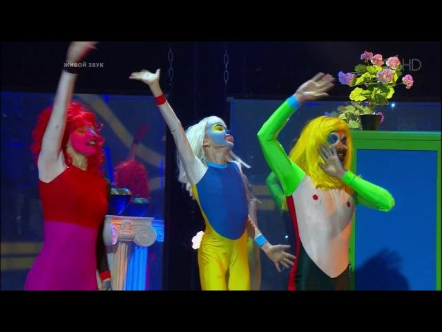 Ая. Sia – «Chandelier». Точь‑в‑точь. Фрагмент выпуска от 20.12.2015