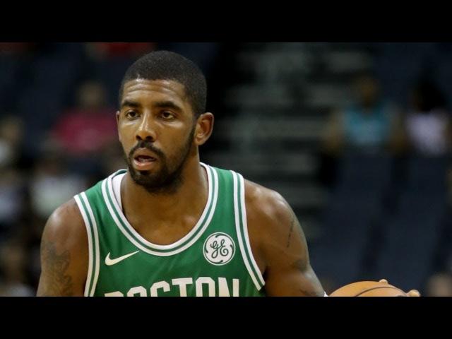 Kyrie Irving 16 Pts Full Highlights Celtics vs Hornets October 11 2017 2017 NBA Preseason