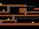 Lode Runner NES - Прохождение Золотоискатель Денди, Dendy - Walkthrough