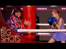 Speed Boxer Evnika goes head to head with Dawn | Little Big Shots