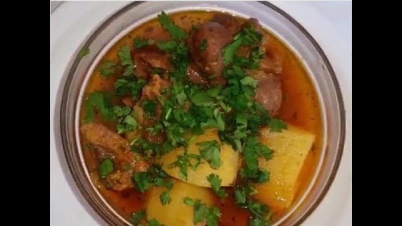 How to make potato beef aalu aloo gosht wala salan