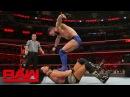 The Bálor Club vs. The Miz The Miztourage Raw, March 19, 2018