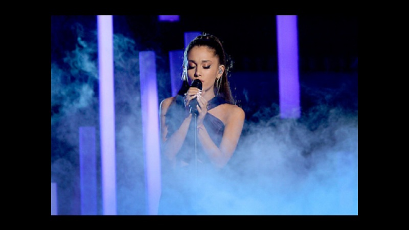 Ariana Grande - Just A Little Bit Of Your Heart (Live Grammy's 2015)