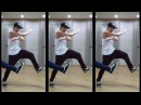 Jungkook Dance Evolution Pre-Debut - 2017